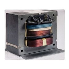 Microwave oven transformer Throw Blanket