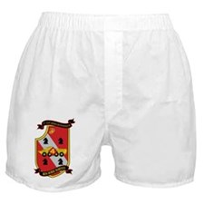 4th LAR Battalion Boxer Shorts