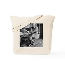 Bessie Coleman, US aviation pioneer Tote Bag