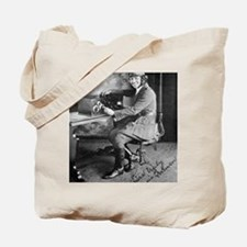 Bessie Coleman, US aviation pioneer Tote Bag
