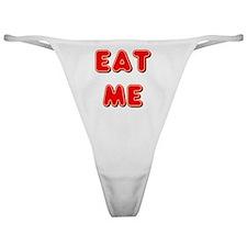 Eat Me Classic Thong