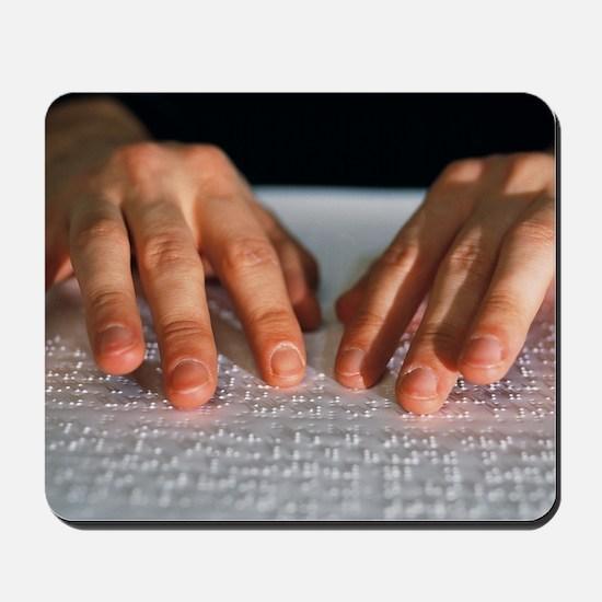 Braille Mousepad