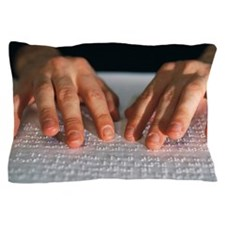 Braille Pillow Case