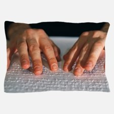 Braille Pillow Case