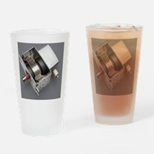 Microwave oven magnetron Drinking Glass
