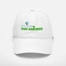 Hemisfair San Antonio White Baseball Baseball Cap