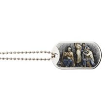 Miners and their wives, 19th century Dog Tags