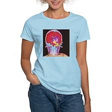 Brain cancer MRI T-Shirt