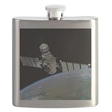 Military satellite Flask