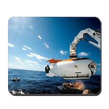 MIR deep-sea submersible Mousepad