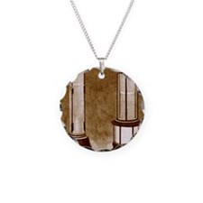 Miners' safety lamps Necklace