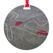 Body oultine Ornament