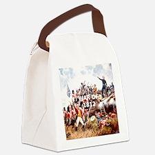 warof1812sq2 Canvas Lunch Bag