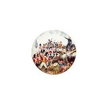 warof1812sq2 Mini Button