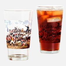 warof1812sq2 Drinking Glass