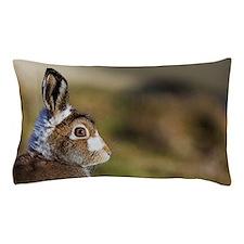 Mountain hare Pillow Case