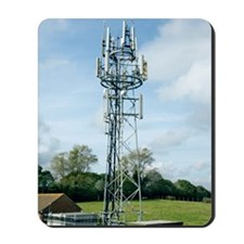Mobile phone mast Mousepad