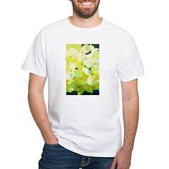 Watercolor Primrose Lilacs Shirt