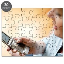 Mobile telephone Puzzle