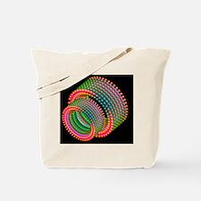 Molecular bearing Tote Bag