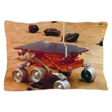 Model of the Mars Pathfinder rover Soj Pillow Case