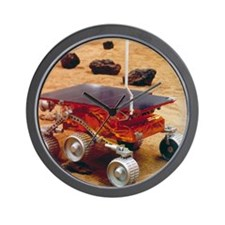 Model of the Mars Pathfinder rover Sojo Wall Clock