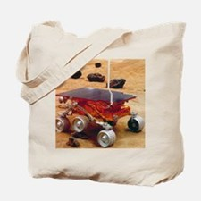 Model of the Mars Pathfinder rover Sojour Tote Bag