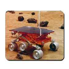 Model of the Mars Pathfinder rover Sojou Mousepad