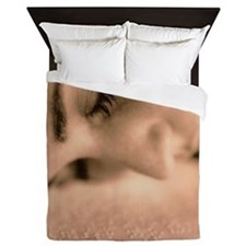 Braille Queen Duvet