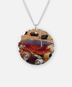 Model of the Mars Pathfinder Necklace