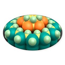 Molecular bearing Decal