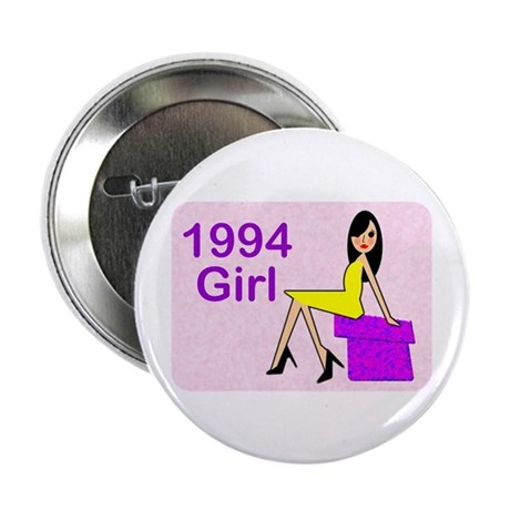 "1994 Girl 2.25"" Button (10 pack)"