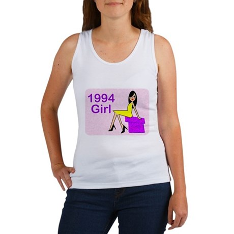 1994 Girl Women's Tank Top
