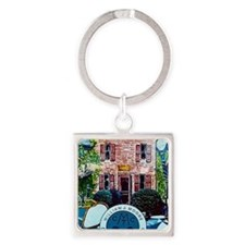 cape may tennis club Square Keychain