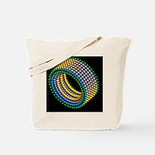 Molecular bearing sleeve Tote Bag