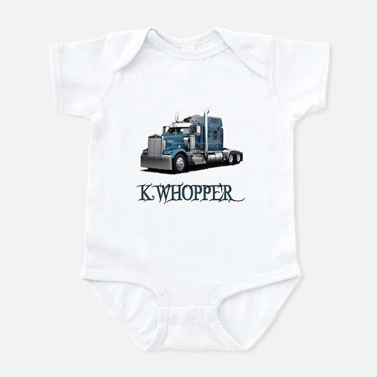 K Whopper Infant Bodysuit