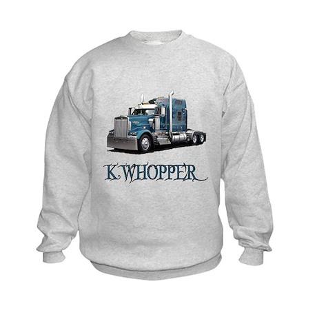 K Whopper Kids Sweatshirt