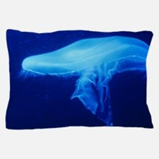 Moon jellyfish Pillow Case
