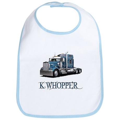 K Whopper Bib