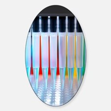 Multi-channel pipette Sticker (Oval)