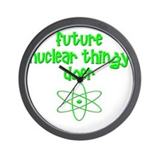 Future Nuclear Doer Wall Clock