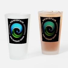 Hemisfair Icon Drinking Glass
