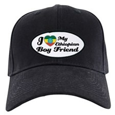 Ethiopian boy friend Baseball Hat