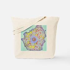 Naegleria fowleri protozoan, TEM Tote Bag