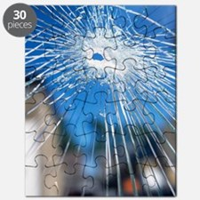 Broken glass Puzzle