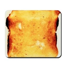 Buttered toast Mousepad