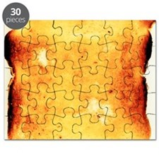 Buttered toast Puzzle