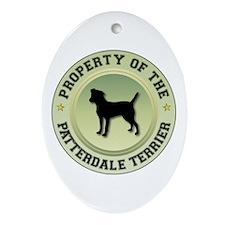 Patterdale Property Oval Ornament