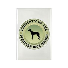PIO Property Rectangle Magnet (10 pack)
