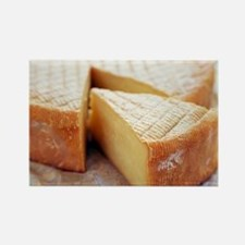 Camembert cheese Rectangle Magnet